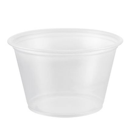 Portion Pot 118ml x 2500 (per case)